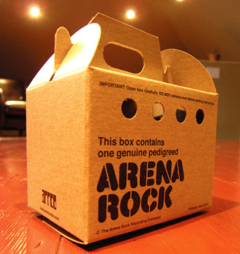 genuine arena rock
